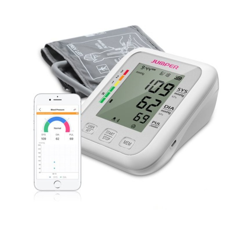 Blood pressure monitor bluetooth