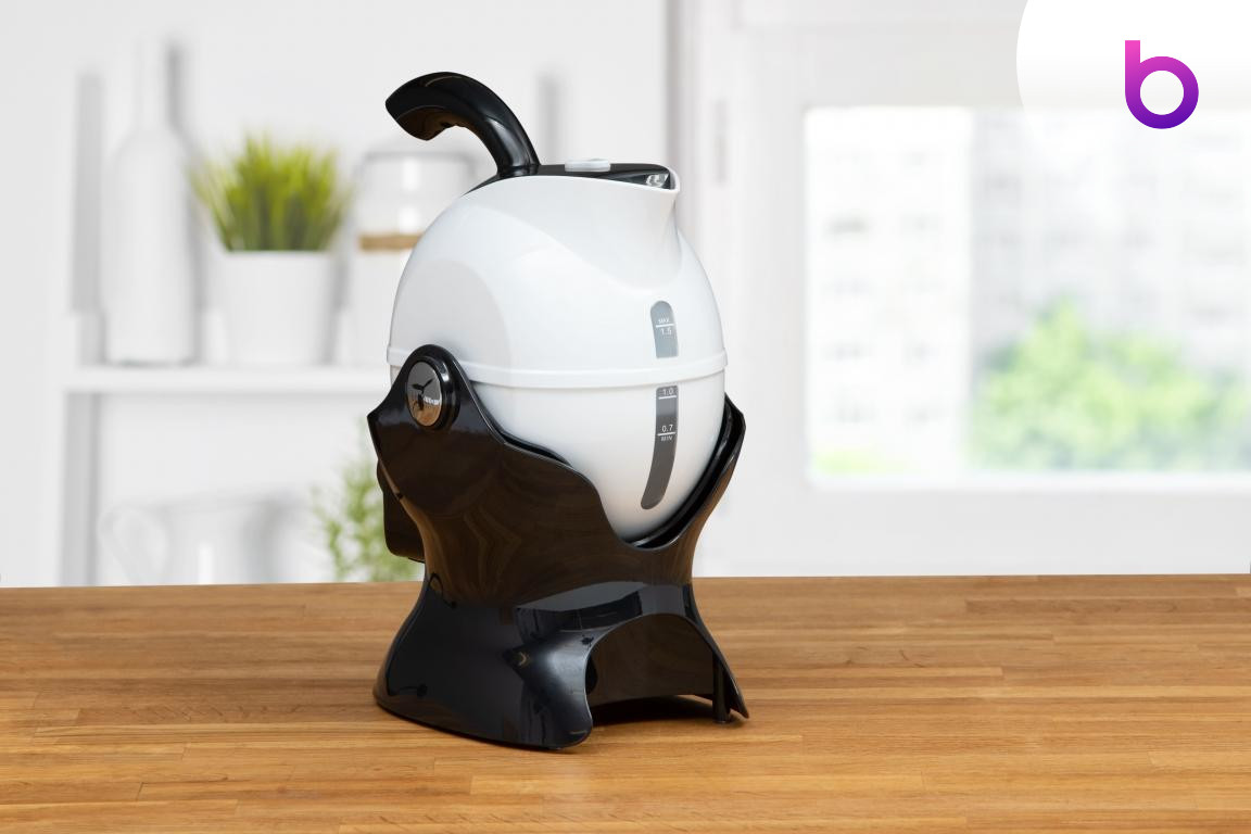 Uccello Kettle - Bridgit Care Innovations